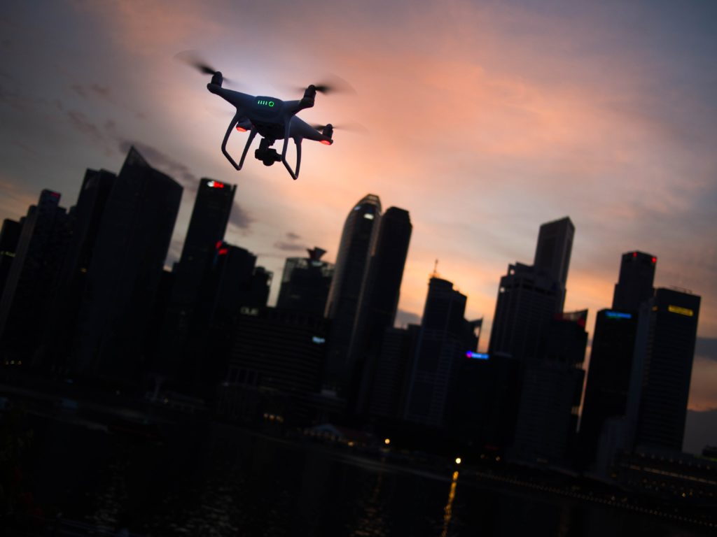 Blue Sky Thinking: Legal implications of the Commercialisation of Drones in the UK – Part 2/2