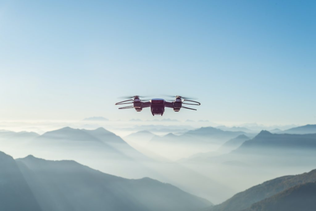 Blue Sky Thinking: Legal implications of the Commercialisation of Drones in the UK – Part 1/2